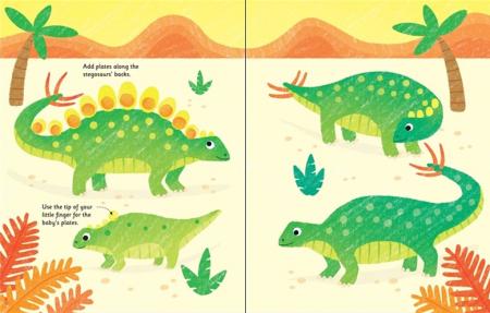 Fingerprint activities dinosaurs [3]