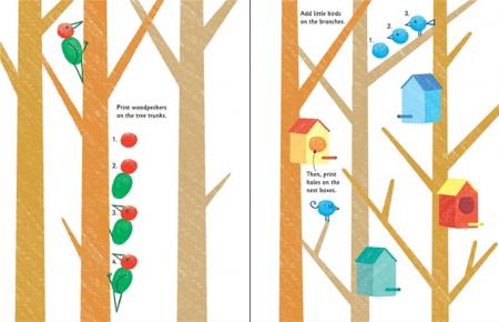 Fingerprint activities: Garden [2]