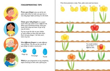 Fingerprint activities: Garden [1]