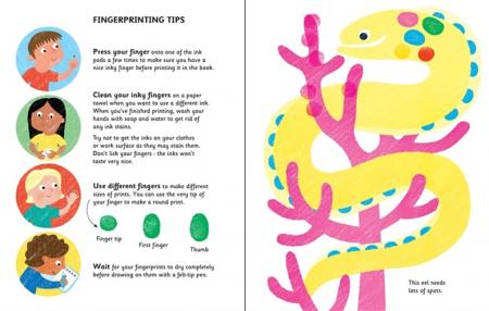 Fingerprint activities: Under the sea [1]