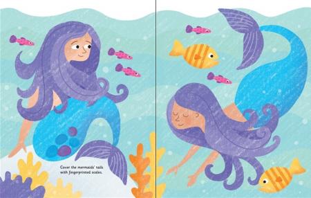 Fingerprint activities: Under the sea [3]