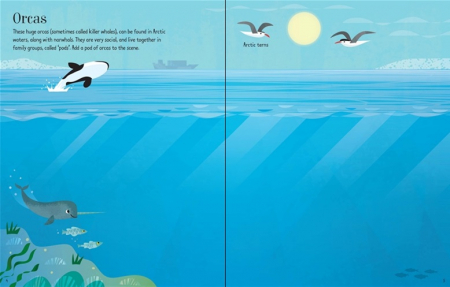 First Sticker Book Narwhals [2]