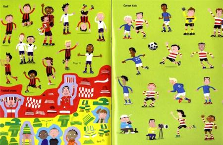 Football sticker book [3]
