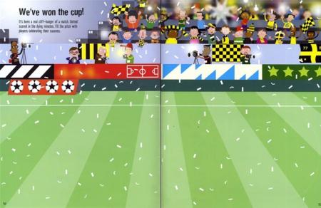 Football sticker book [1]