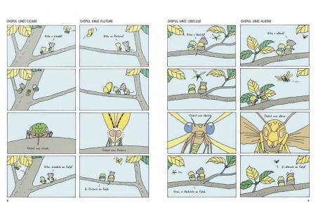 Gândurile unei broscuțe [5]