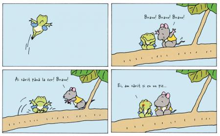 Gândurile unei broscuțe [7]