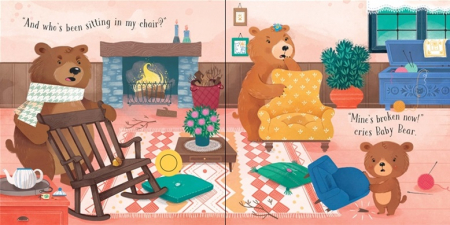 Goldilocks and the Three Bears [3]