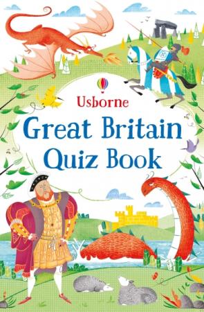 Great Britain quiz book [0]
