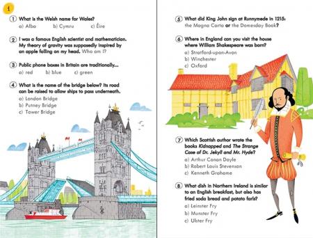 Great Britain quiz book [1]