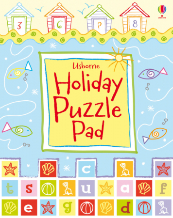Holiday puzzle pad [0]