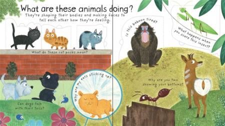 How do animals talk? [2]