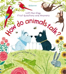 How do animals talk? [0]