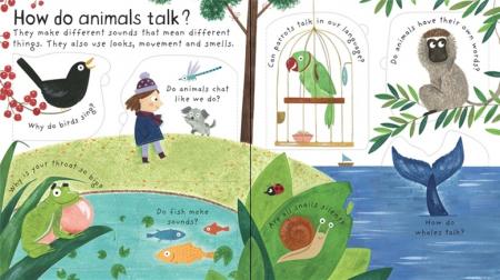 How do animals talk? [1]