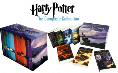 Harry Potter Boxed Set by J K Rowling  [4]