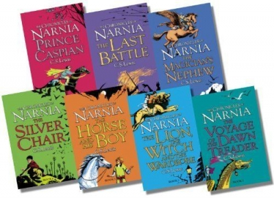 The Chronicles of Narnia 7 Books Box Set Collection [1]