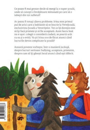 Irina și Școala Veverițelor [4]