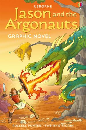 Jason and the Argonauts graphic novel [0]