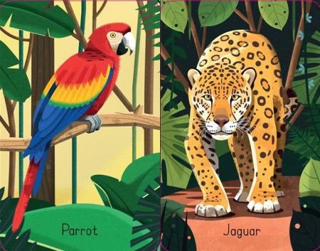 Jungle snap [1]