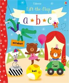 Lift-the-flap ABC [0]