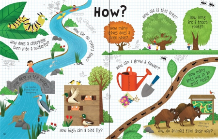 Lift-the-flap questions and answers about nature [3]