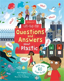 Lift-the-Flap Questions and Answers About Plastic [0]