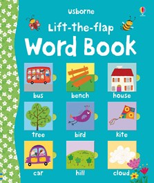 Lift-the-flap word book [0]