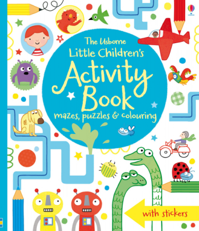 Little children's activity book [0]