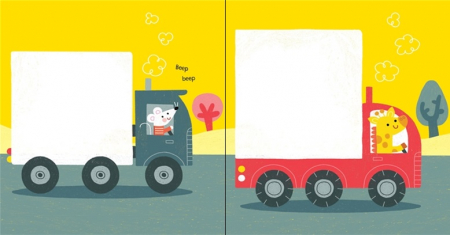 Little children's colouring book [3]