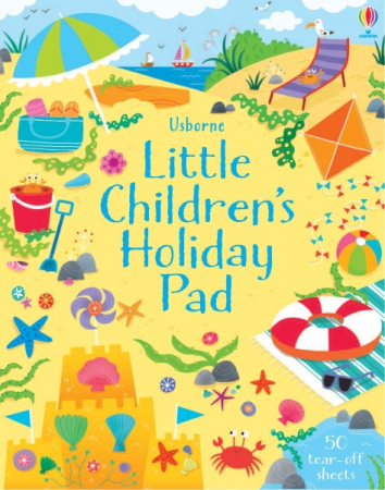 Little children's holiday pad [0]