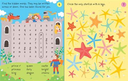 Little children's puzzle pad [3]