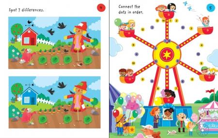 Little children's puzzle pad [2]