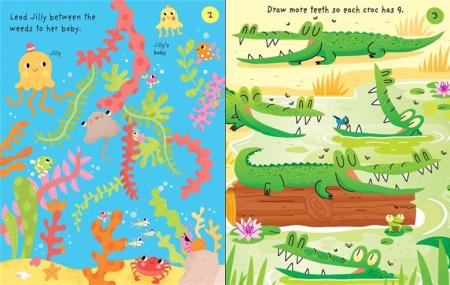 Little children's puzzle pad [1]