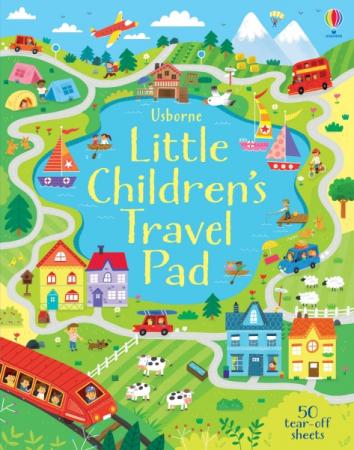 Little children's travel pad [0]