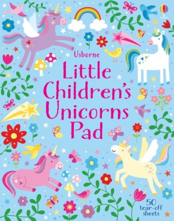 Little Childrens Unicorns Pad [0]