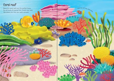 Little first stickers aquarium [1]