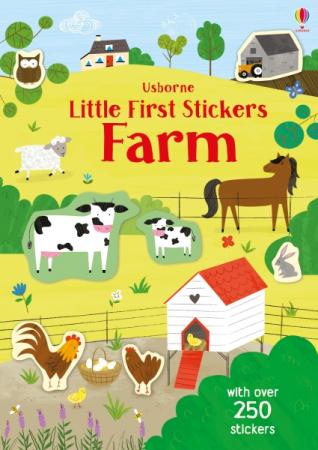 Little First Stickers Farm [0]