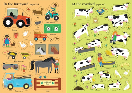 Little First Stickers Farm [1]
