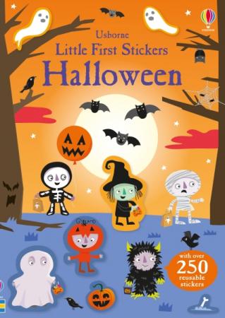 Little first stickers Halloween [0]