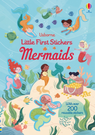 Little First Stickers Mermaids [0]
