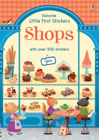 Little first stickers shops [0]