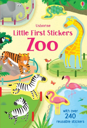 Little first stickers zoo [0]