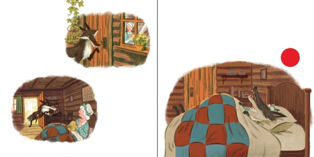 Little Red Riding Hood [3]