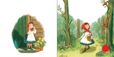 Little Red Riding Hood [1]