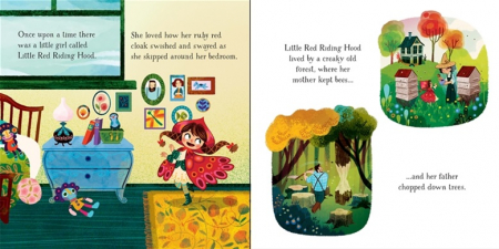 Little Red Riding Hood picture book and jigsaw [1]