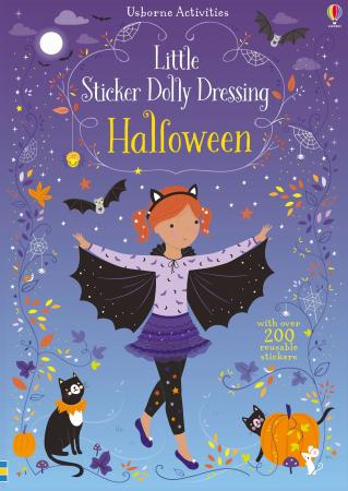 Little sticker dolly dressing Halloween [0]