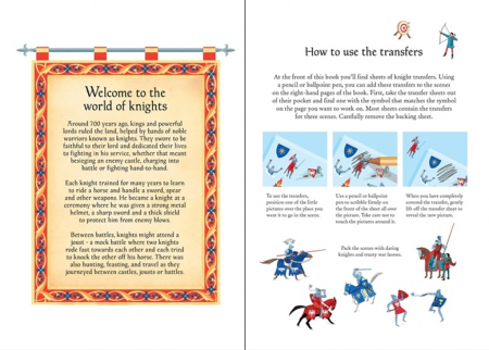 Little transfer book knights [1]