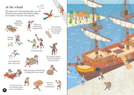Little transfer book pirates [1]