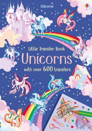 Little transfer books unicorns [0]
