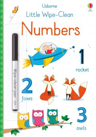 Little wipe-clean numbers [0]
