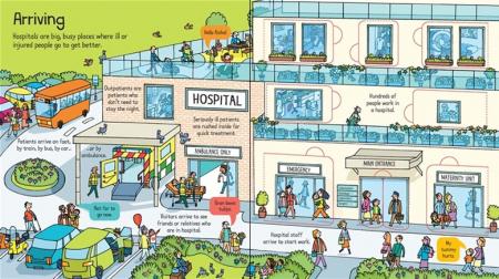 Look inside a hospital [1]